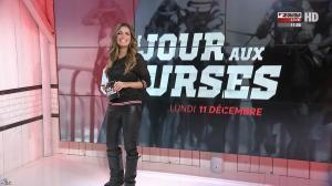 Amélie Bitoun dans un Jour aux Courses - 11/12/17 - 02
