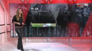 Amélie Bitoun dans un Jour aux Courses - 11/12/17 - 04
