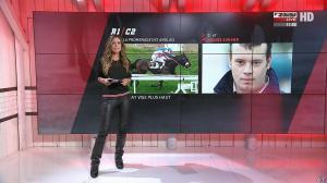 Amélie Bitoun dans un Jour aux Courses - 11/12/17 - 06