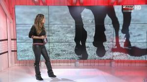 Amélie Bitoun dans un Jour aux Courses - 11/12/17 - 10