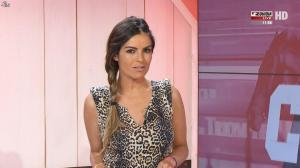Amélie Bitoun dans un Jour aux Courses - 12/06/17 - 02