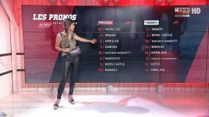 Amélie Bitoun dans un Jour aux Courses - 12/06/17 - 08