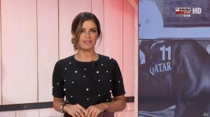 Amélie Bitoun dans un Jour aux Courses - 12/12/17 - 04