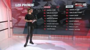 Amélie Bitoun dans un Jour aux Courses - 12/12/17 - 05