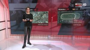 Amélie Bitoun dans un Jour aux Courses - 12/12/17 - 06