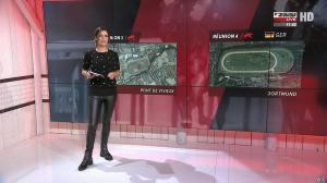Amélie Bitoun dans un Jour aux Courses - 12/12/17 - 07