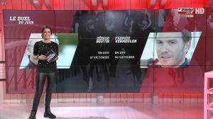 Amélie Bitoun dans un Jour aux Courses - 12/12/17 - 09