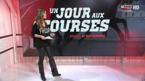 Amélie Bitoun dans un Jour aux Courses - 14/11/17 - 01