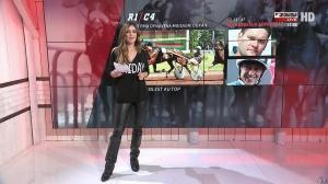 Amélie Bitoun dans un Jour aux Courses - 14/11/17 - 02