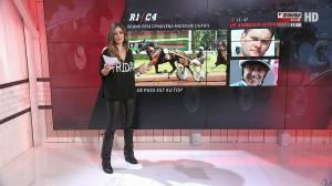 Amélie Bitoun dans un Jour aux Courses - 14/11/17 - 04