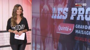 Amélie Bitoun dans un Jour aux Courses - 14/11/17 - 06