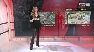Amélie Bitoun dans un Jour aux Courses - 14/11/17 - 08