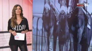 Amélie Bitoun dans un Jour aux Courses - 14/11/17 - 09