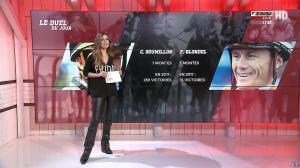 Amélie Bitoun dans un Jour aux Courses - 14/11/17 - 11