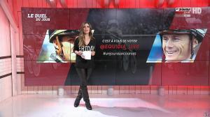 Amélie Bitoun dans un Jour aux Courses - 14/11/17 - 14