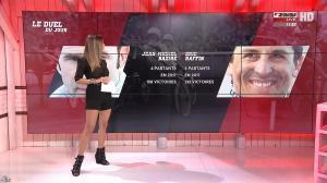 Amélie Bitoun dans un Jour aux Courses - 18/09/17 - 10