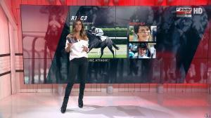 Amélie Bitoun dans un Jour aux Courses - 22/08/17 - 02
