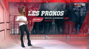 Amélie Bitoun dans un Jour aux Courses - 22/08/17 - 03