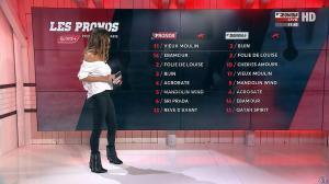 Amélie Bitoun dans un Jour aux Courses - 22/08/17 - 04
