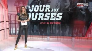 Amélie Bitoun dans un Jour aux Courses - 23/10/17 - 01
