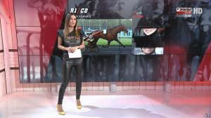 Amélie Bitoun dans un Jour aux Courses - 23/10/17 - 04