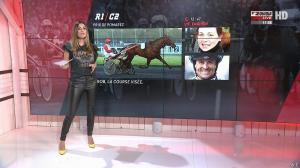 Amélie Bitoun dans un Jour aux Courses - 23/10/17 - 06