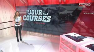 Amélie Bitoun dans un Jour aux Courses - 24/04/17 - 01