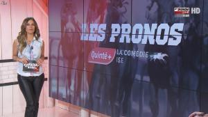 Amélie Bitoun dans un Jour aux Courses - 24/04/17 - 05