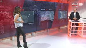 Amélie Bitoun dans un Jour aux Courses - 24/04/17 - 07