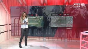 Amélie Bitoun dans un Jour aux Courses - 24/04/17 - 08