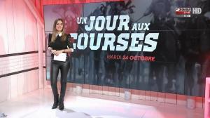 Amélie Bitoun dans un Jour aux Courses - 24/10/17 - 01