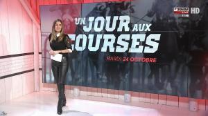 Amélie Bitoun dans un Jour aux Courses - 24/10/17 - 02