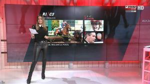Amélie Bitoun dans un Jour aux Courses - 24/10/17 - 05