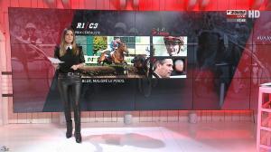 Amélie Bitoun dans un Jour aux Courses - 24/10/17 - 06