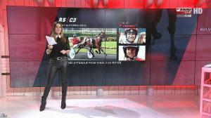 Amélie Bitoun dans un Jour aux Courses - 24/10/17 - 12