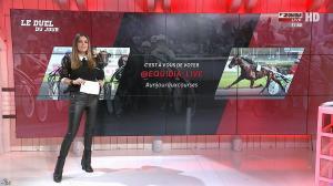 Amélie Bitoun dans un Jour aux Courses - 24/10/17 - 15