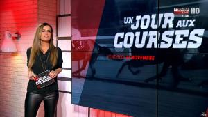 Amélie Bitoun dans un Jour aux Courses - 24/11/17 - 01