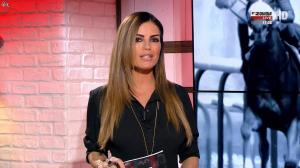Amélie Bitoun dans un Jour aux Courses - 24/11/17 - 14