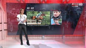 Amélie Bitoun dans un Jour aux Courses - 26/09/17 - 05