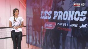 Amélie Bitoun dans un Jour aux Courses - 26/09/17 - 07