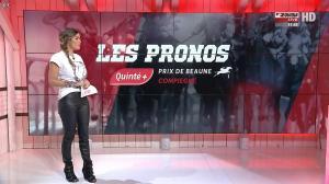 Amélie Bitoun dans un Jour aux Courses - 26/09/17 - 08