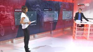 Amélie Bitoun dans un Jour aux Courses - 26/09/17 - 12