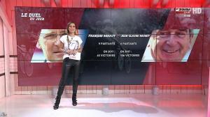 Amélie Bitoun dans un Jour aux Courses - 26/09/17 - 15