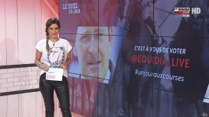 Amélie Bitoun dans un Jour aux Courses - 26/09/17 - 17