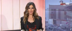Amélie Bitoun dans un Jour aux Courses - 27/03/17 - 12