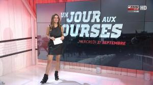 Amélie Bitoun dans un Jour aux Courses - 27/09/17 - 01