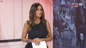 Amélie Bitoun dans un Jour aux Courses - 27/09/17 - 02