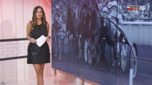 Amélie Bitoun dans un Jour aux Courses - 27/09/17 - 08