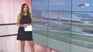 Amélie Bitoun dans un Jour aux Courses - 27/09/17 - 14