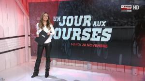Amélie Bitoun dans un Jour aux Courses - 28/11/17 - 01